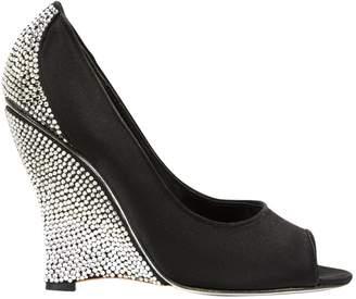 Azzaro Glitter Heels