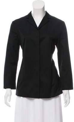 Calvin Klein Collection Lightweight Button-Up Jacket