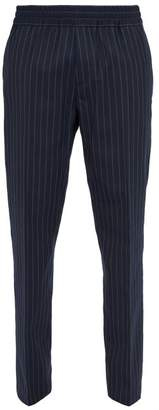 Acne Studios Ryder Twill Trousers - Mens - Navy