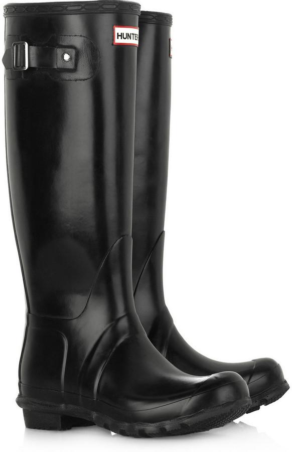 Hunter Original Tall Wellington boots