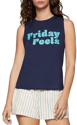 BCBGeneration Friday Feels Muscle Tank
