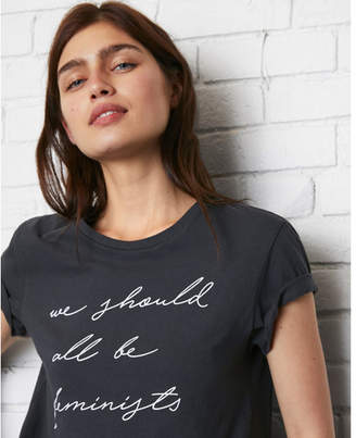 Express eleven we should all be feminists graphic tee