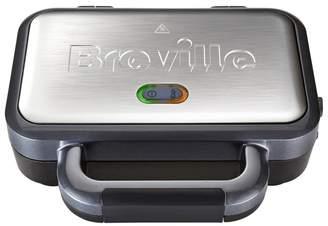 Breville Deep Fill Silver Sandwich Toaster Vst041