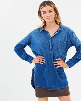 Free People Love This Henley Shirt