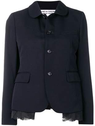 Comme des Garcons single-breasted jacket