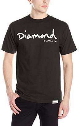 Diamond Supply Co. Men's OG Script T-Shirt