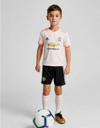 adidas Manchester United FC 2018/19 Away Kit Children