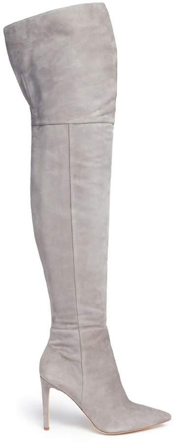 Sam Edelman 'Bernadette' thigh high suede boots