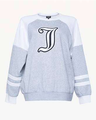 Juicy Couture Gothic J Fleece Pullover