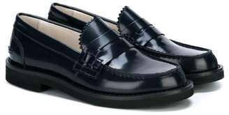 Montelpare Tradition classic varnished loafers