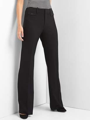Gap High rise baby boot pants