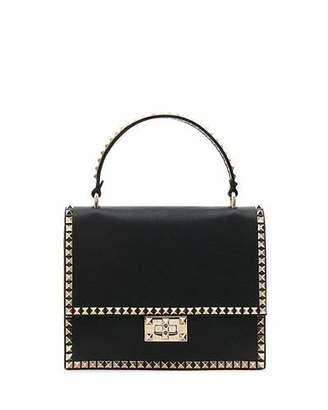 Valentino Rockstud No Limit Top-Handle Bag