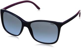 Polo Ralph Lauren Women's 0PH4094 Rectangular Sunglasses
