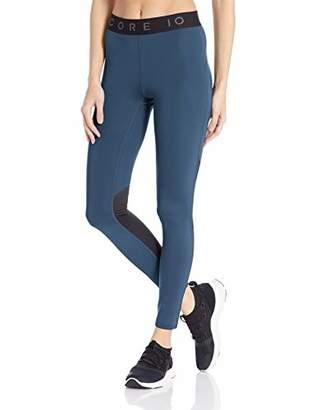 Core 10 Women's Standard Lightweight Compression Full-Length Legging