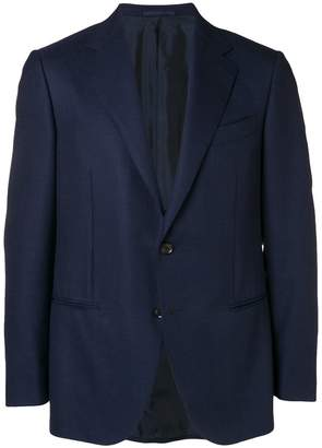 Caruso two button blazer