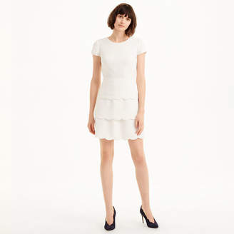 Colby Scalloped Dress $198.50 thestylecure.com