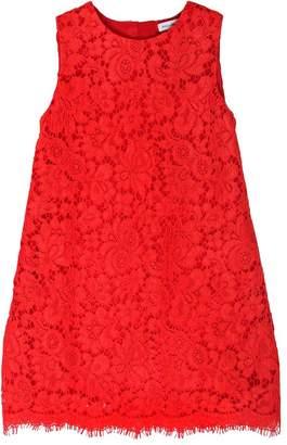 Dolce & Gabbana Cordonetto Lace A-Line Party Dress