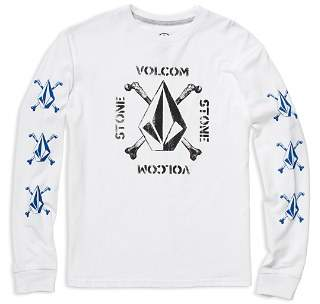 Volcom Boys' Stone Graphic Tee - Big Kid