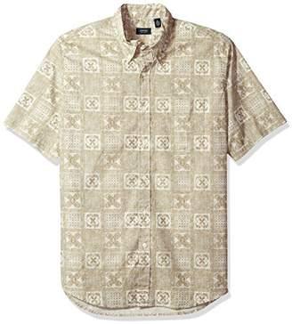 Arrow Men's Short Sleeve Spacedye Shirt