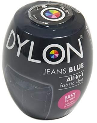 Dylon Machine Pod Box of 3, dye, Jeans Blue, 25 x 10 x 4 cm
