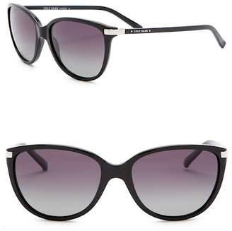 Cole Haan 57mm Oval Sunglasses