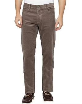 David Jones Five Pocket Corduroy Pant