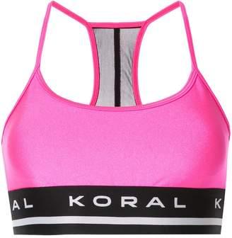Koral Mission LP sports bra