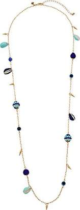 Rebecca Minkoff Women's Blair Beaded Ball Stations Necklace