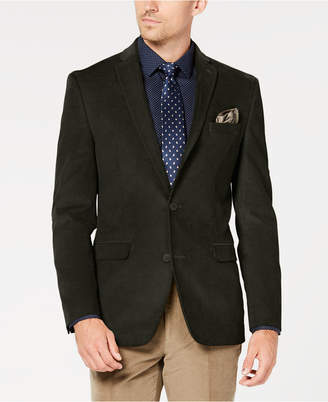 Bar III Men's Slim-Fit Stretch Corduroy Sport Coat