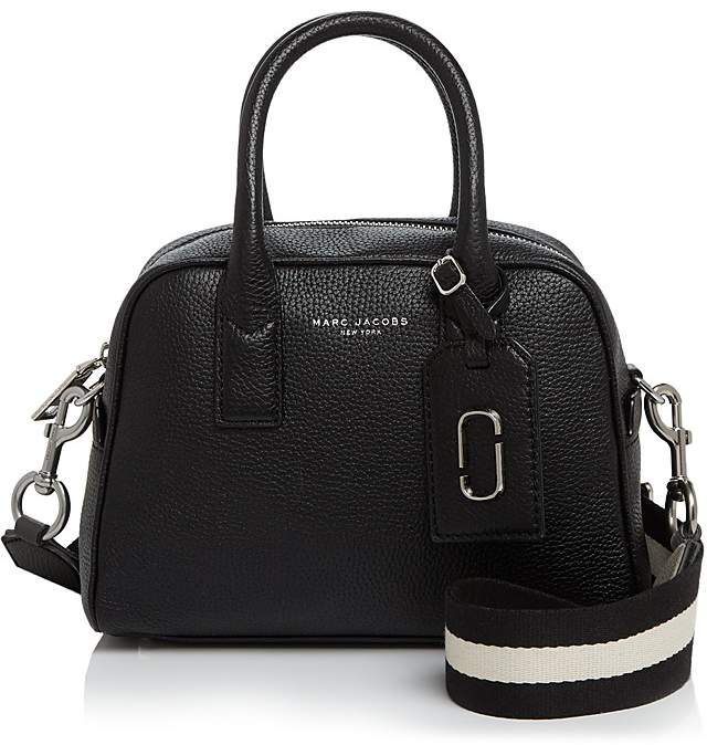 Marc Jacobs MARC JACOBS Gotham City Bauletto Small Satchel