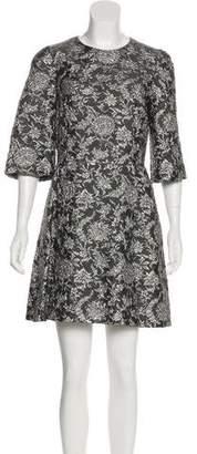 Dolce & Gabbana Jacquard Shift Dress