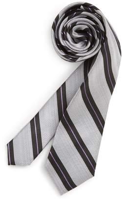 Michael Kors (マイケル コース) - Michael Kors Stripe Silk Tie