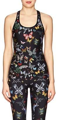 ULTRACOR Women's Butterfly-Print Tank - Black