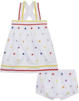Stella McCartney Embroidered Star Dress
