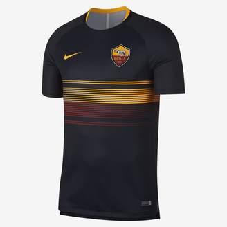 Nike A.S. Roma Dri-FIT Squad Men's Soccer Top