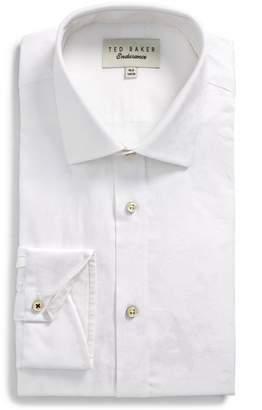 Ted Baker Pampa Trim Fit Floral Dress Shirt