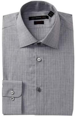John Varvatos Collection Check Regular Fit Dress Shirt