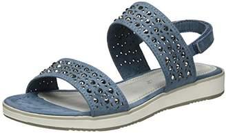 Marco Tozzi Cool Club 48204, Girls' Wedge Heels Sandals,(38 EU)