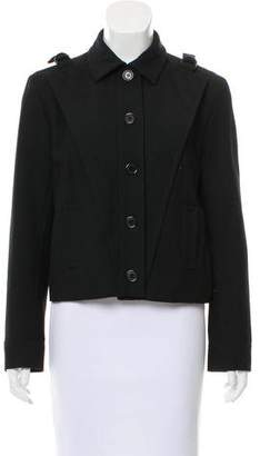 Marc Jacobs Structured Wool Jacket