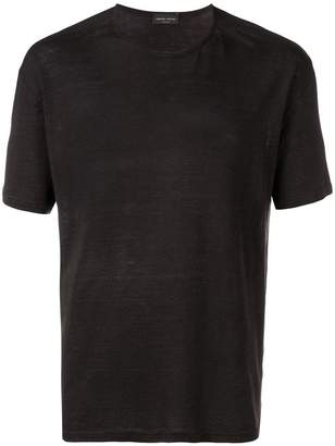 Roberto Collina short-sleeved T-shirt