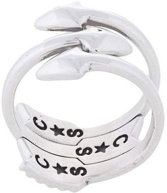 Sanderson Cody three arrows ring