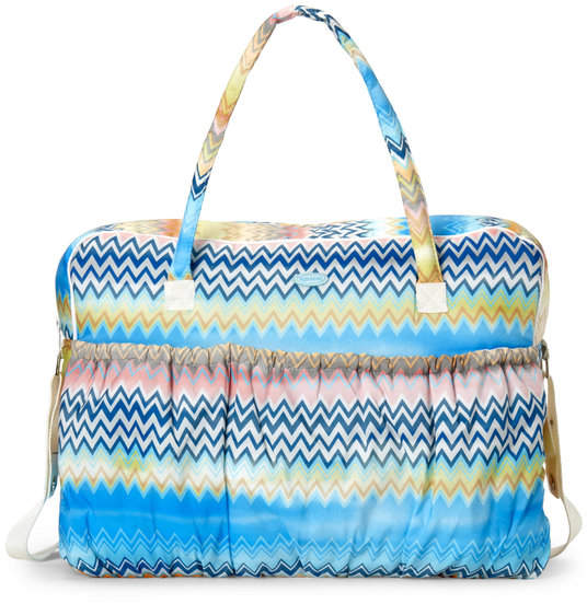missoni Casual Printed Satchel