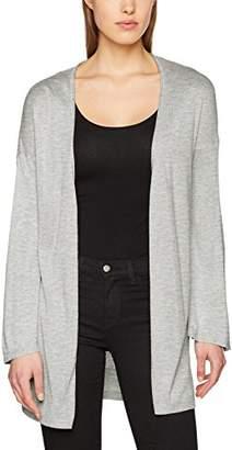 Only Women's Onlsilje 7/8 Long KNT Cardigan,(Manufacturer Size: X-Large)