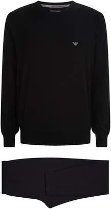 Emporio Armani Jersey Loungewear Set