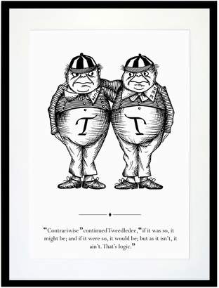 Eleanor Stuart - The Tweedles Print