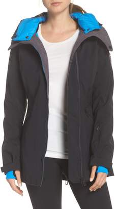 Rossignol Cadran Water Resistant PrimaLoft(R) Black Eco Insulated Ski Jacket