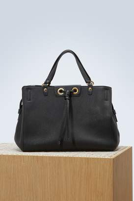 Vanessa Bruno Charly leather tote