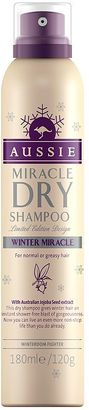 Aussie Winter Miracle Dry Shampoo 180ml