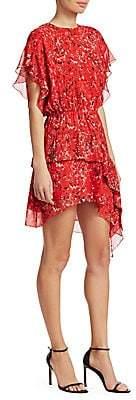 IRO Women's Blame Asymmetric Dress