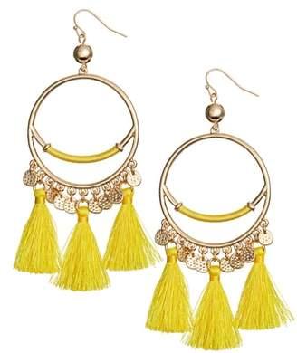 Lilly Pulitzer R Surf Tassel Earrings